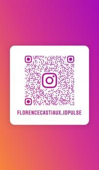 Nouvelle page Instagram de notre coach Florence Castiaux.