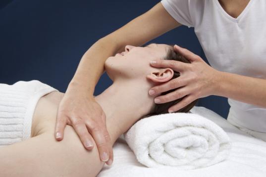 Séance ostéopathie pour femme
